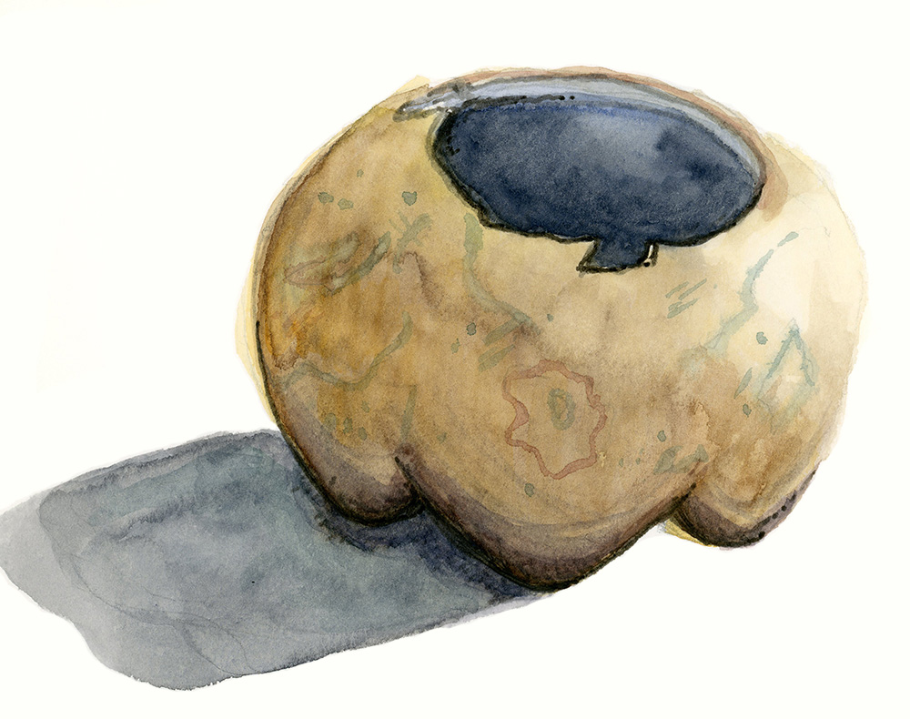 Ceramic Pot No. 2