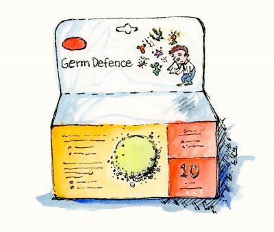 Germ Defence
