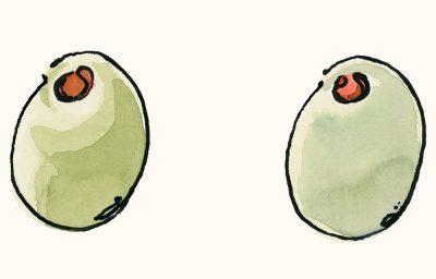 Sketchy Olives