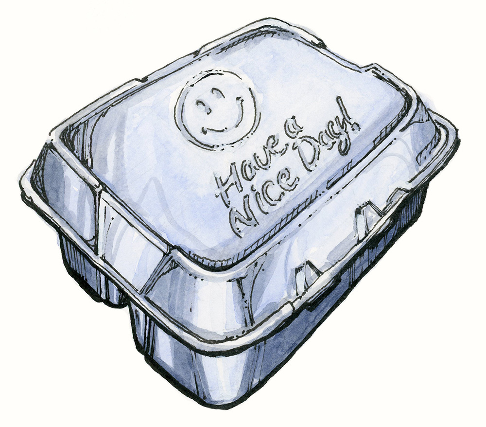 Take-out Container