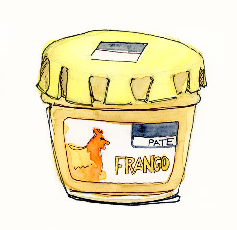 Frango Pâté