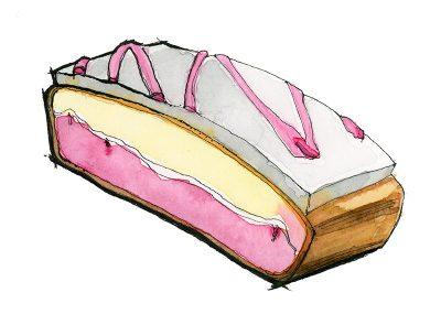 Angel Slice Cake